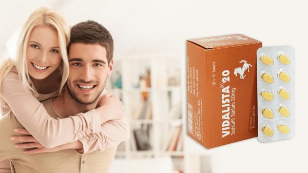 Vidalista 20 generic Cialis