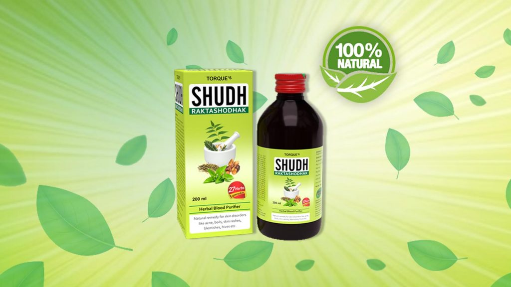 Ayurveda product for blood purification