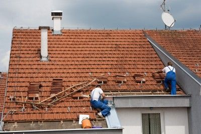 roofing and gutters assessment